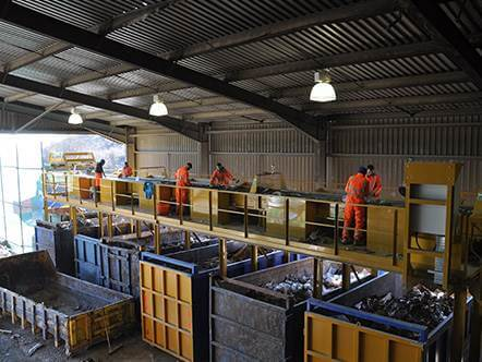 Portland Stone Recycling Services Dorset Portland News